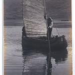 Max T. Vargas, Barca nel lago Titicaca, Puno, 1908