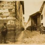 Max T. Vargas, Calle del Triunfo, Cusco, 1897