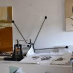 L'atelier di Lucia Conversi, photo Marta Santacatterina