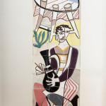 Antonia Campi, Pannello realizzato per l'ingresso del negozio Società ceramica italiana di Firenze, 1950Courtesy Atelier Daniela Gerini