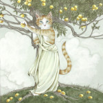 Freya (inspired by Arthur Rackham) – source: chrisbeetles.com