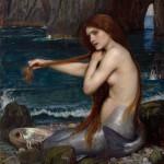 John William Waterhouse, A mermaid