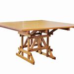Enzo Mari, Proposta per un'autoprogettazione, tavolo 1123 XI, 1974 Courtesy Galleria Luisa Delle Piane