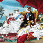 Victoria and Albert family, Winterhalter – source: chrisbeetles.com