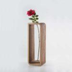 Giorgio Caporaso, To Be, collezione Ecodesign per Lessmore