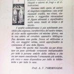 The presentation of the series Profiles printed in each volume, foto @Alessandro Sgarito