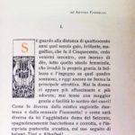 Luigi San Giusto, Gaspara Stampa, Modena, A. F. Formiggini, 1909, necklace Profiles, n. 3., photo @ Alessandro Sgarito