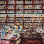 Massimo Giannoni, Libreria, 2014 – Cortesia dell'artista