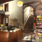 La libreria Manfrotto di Palazzo Roberti, a Bassano del Grappa