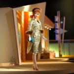 Barbie indossa l'outifit Evening Splendour, 1959 (Collectors edition)