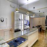 L'interno di Giada, Trieste, ph. Gianamaria Fioriti